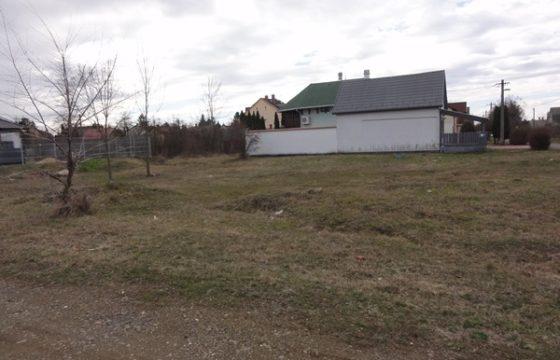 Üdülőövezetben, családi ház építésére eladó telek Hajdúszoboszlón